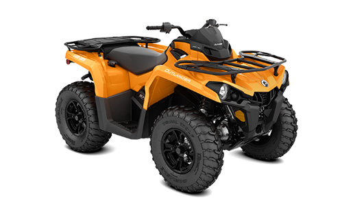 Can-Am ATV Outlander DPS 450/570 for sale in Ottawa