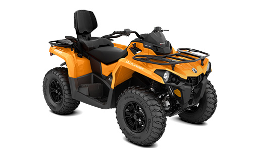 Can-Am ATV Outlander MAX DPS 450/570 for sale in Ottawa