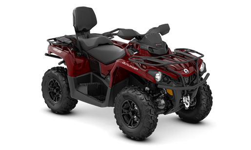 Can-Am ATV Outlander MAX XT 570 for sale in Ottawa