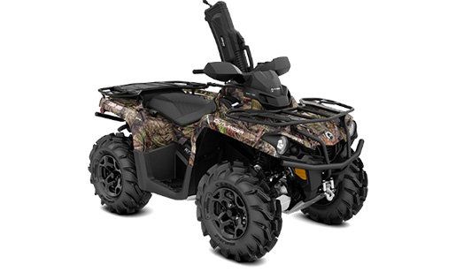 Can-Am ATV Outlander Mossy Oak Hunting Edition 570 for sale in Ottawa