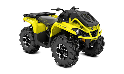 Can-Am ATV Outlander X mr 570 for sale in Ottawa