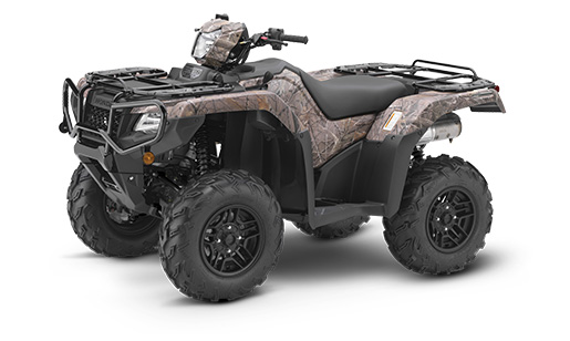 2019 Honda Rubicon 500 DCT Deluxe ATV for sale in Ottawa