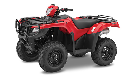 2019 Honda Rubicon 500 IRS EPS ATV for sale in Ottawa