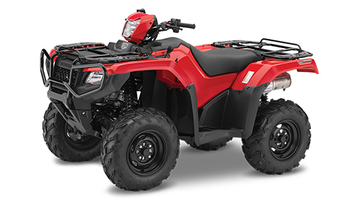 New Honda Rubicon 500 DCT DCT IRS  Work and Play ATV for sale in Ottawa