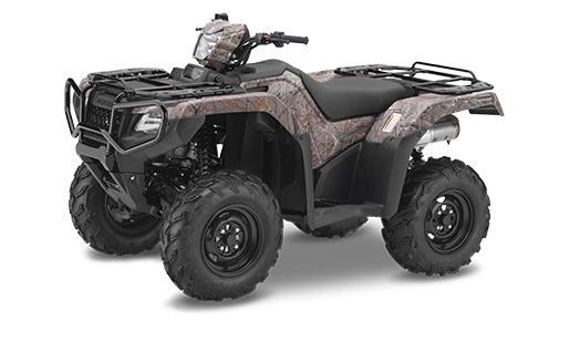 New Honda Rubicon 500 IRS EPS Work and Play ATV for sale in Ottawa