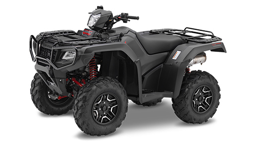2018 Honda Rubicon 500 DCT Deluxe ATV for sale in Ottawa