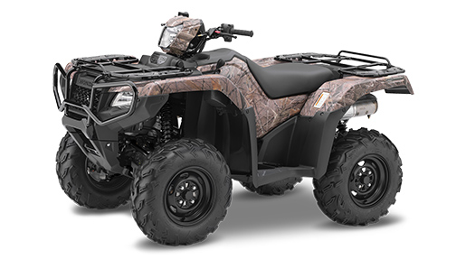 2018 Honda Rubicon 500 DCT IRS EPS ATV for sale in Ottawa