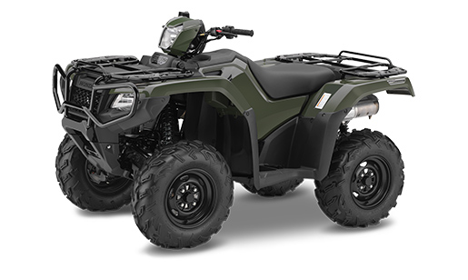 2018 Honda Rubicon 500 IRS EPS ATV for sale in Ottawa