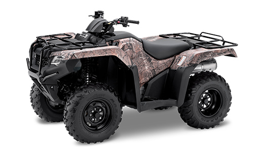 2018 Honda TRX 420 DCT IRS EPS ATV for sale in Ottawa