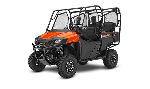 2018 Honda Side-By-Side Pioneer 700-4 Deluxe for sale in Ottawa