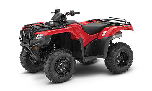 New 2020 Honda Rancher TRX420 DCT IRS EPS ATV for sale in Ottawa