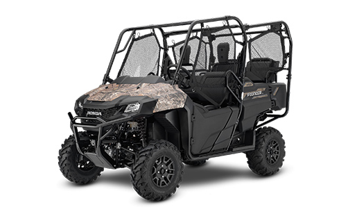 2020 Honda Side-By-Side Pioneer 700-4 Deluxe for sale in Ottawa