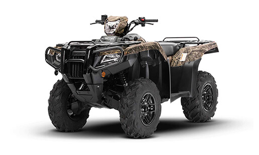 2021 Honda Rubicon 520 DCT Deluxe ATV for sale in Ottawa