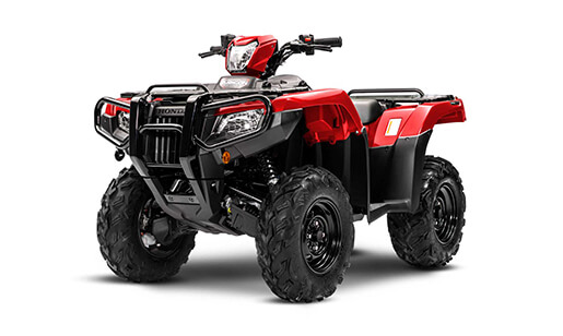 2021 Honda Rubicon 520 DCT IRS EPS ATV for sale in Ottawa