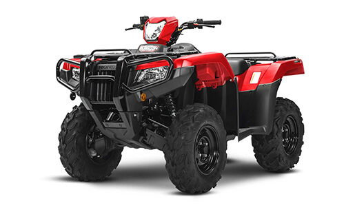 2021 Honda Rubicon 520 IRS EPS ATV for sale in Ottawa