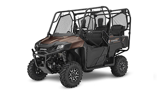 2021 Honda Side-By-Side Pioneer 700-4 Deluxe for sale in Ottawa