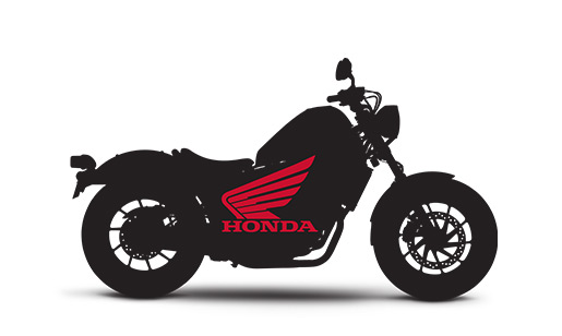 New Honda Cruiser Rebel 300 Motorcycle for sale in Ottawa