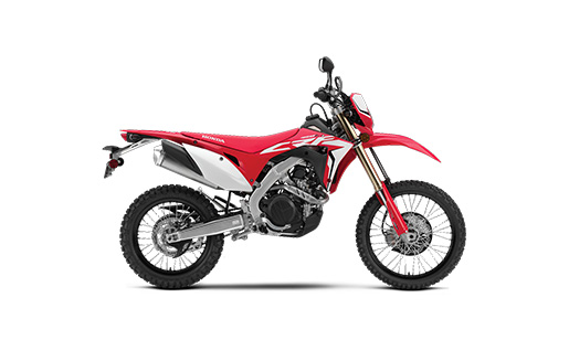 New Honda Dirt Bikes Dual Sport CRF450L Motorcycle for sale in Ottawa