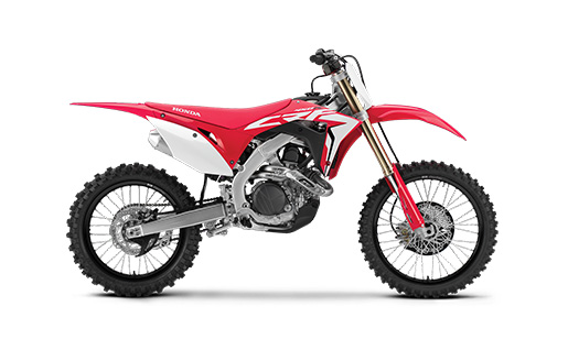 New Honda Dirt Bikes Competition CRF450R Motorcycle for sale in Ottawa