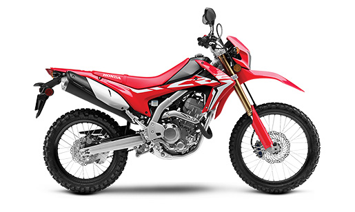 New Honda Dirt Bikes Dual Sport CRF250L Motorcycle for sale in Ottawa