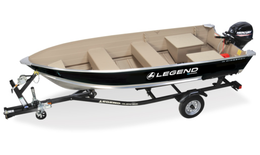 Legend Boat 14 Widebody for sale in Ottawa
