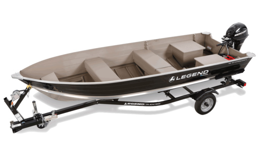 Legend Boat 16 Widebody for sale in Ottawa
