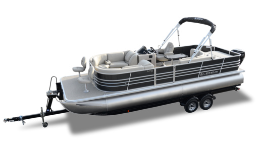 Legend Pontoon Boat BayShore Series Bar EXT Sport for sale in Ottawa