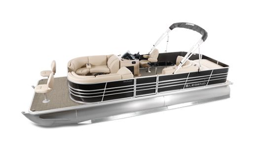 Legend Pontoon Boat BayShore Series EXT for sale in Ottawa