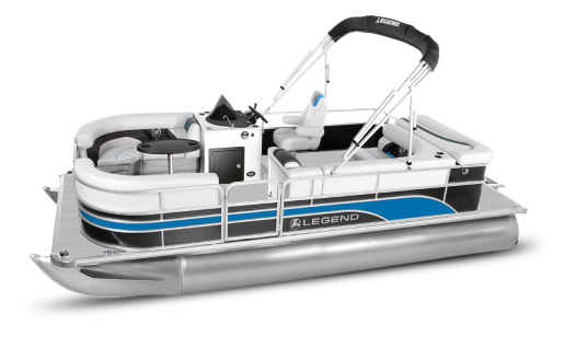 Legend Pontoon Boat Enjoy Series Enjoy Cruising for sale in Ottawa
