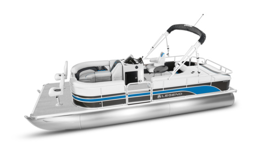 Legend Pontoon Boat Enjoy Series Enjoy Flexibility for sale in Ottawa