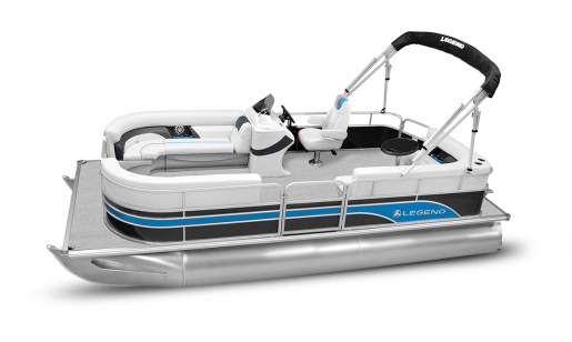 Legend Pontoon Boat Enjoy Series Enjoy Fun for sale in Ottawa