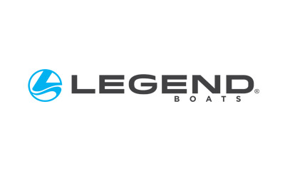 Logo Legend Boats - Aluminum Fishing Boats and Pontoons