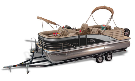 New Lowe Pontoon Boat Infinity 230 WT for sale in Ottawa