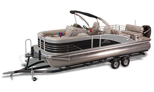 New Lowe Pontoon Boat Infinity 250 CL for sale in Ottawa
