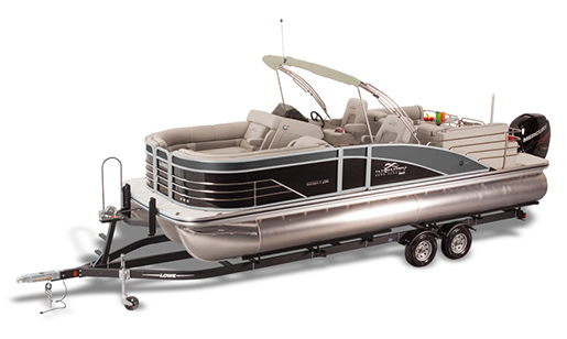 New Lowe Pontoon Boat Infinity 250 RFL for sale in Ottawa