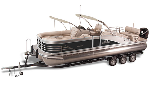 New Lowe Pontoon Boat Infinity 270 CL for sale in Ottawa