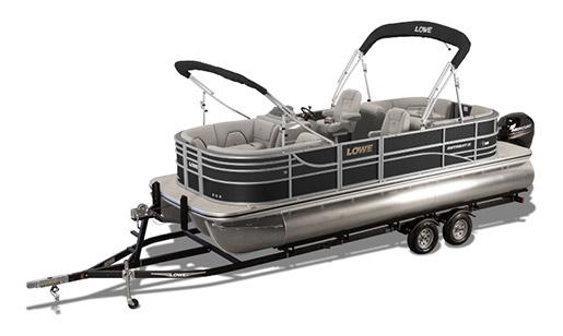 New Lowe Pontoon Boat Retreat 230 WT for sale in Ottawa