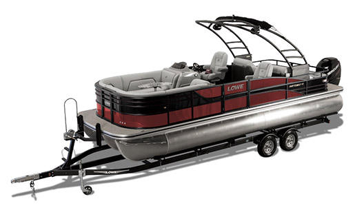 New Lowe Pontoon Boat Retreat 250 RFL for sale in Ottawa