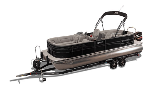 New Lowe Pontoon Boat Retreat 250 WT for sale in Ottawa