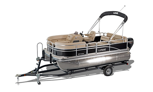 New Lowe Pontoon Boat Ultra 160 Cruise for sale in Ottawa