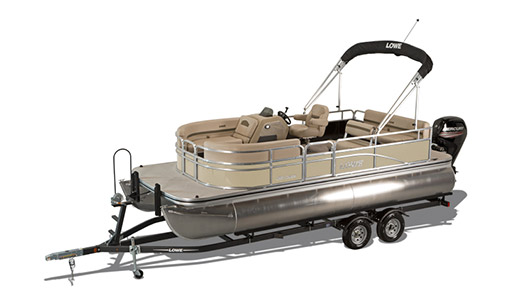 New Lowe Pontoon Boat Ultra 200 Cruise for sale in Ottawa