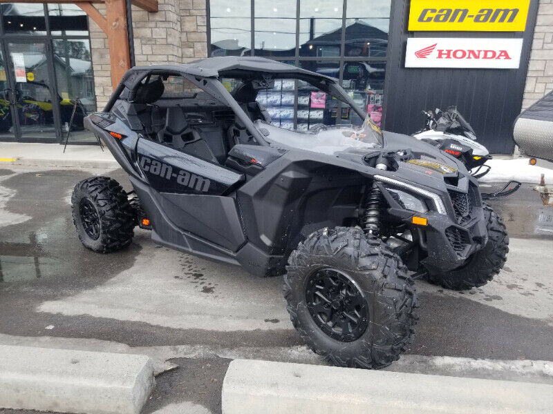 2017 Maverick X3 Turbo  for sale Ottawa