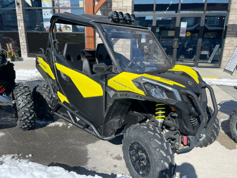 2018 Can-Am Maverick Trail 1000 DPS for sale Ottawa