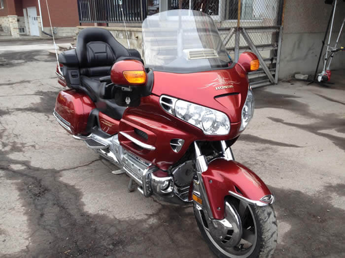 2001 HONDA GL1800 for sale Ottawa