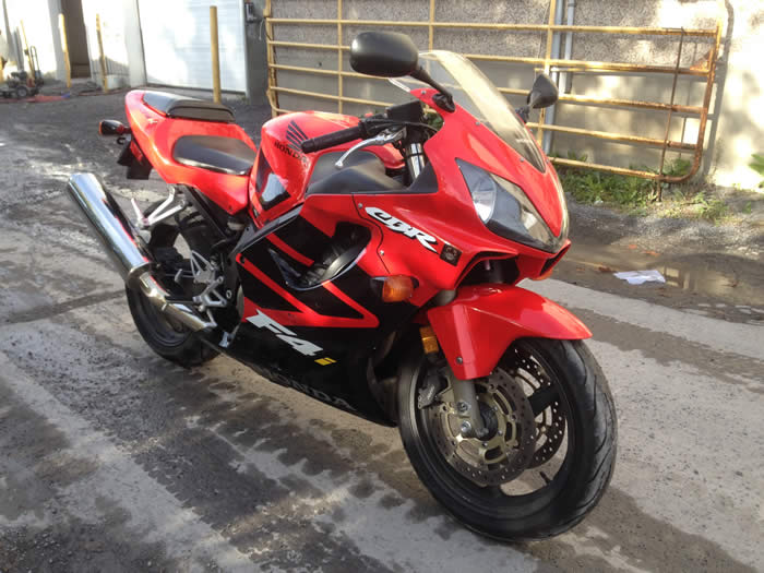 2002 HONDA CBR600F4l for sale Ottawa