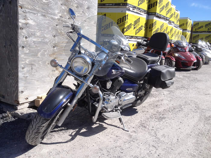 2005 YAMAHA V-STAR 1100 for sale Ottawa
