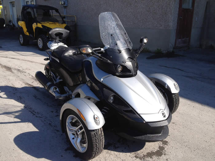 2008 can am spyder rs-s sm-5 a vendre Ottawa