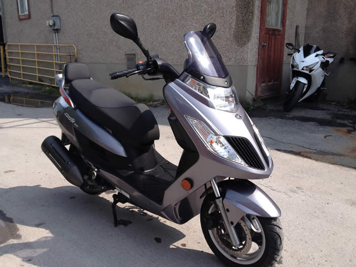 2009 KYMCO FROST 200l for sale Ottawa