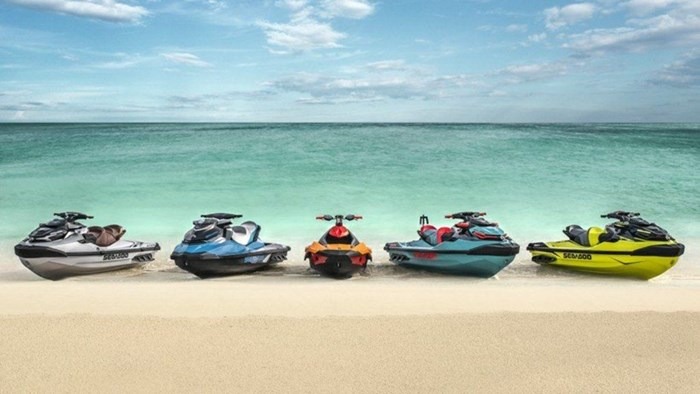 New 2021 Sea-Doo